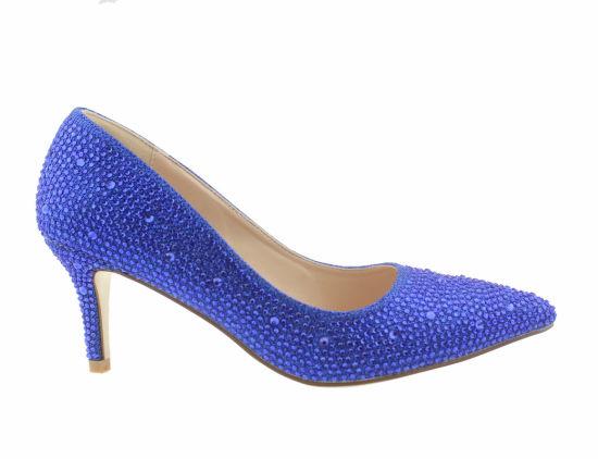 China Diamond Wedding Shoes 4ffb5fa6b5a9