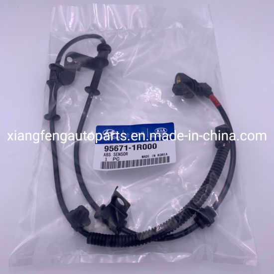 Front Wheel ABS Sensor 95671-1r000 for Hyundai Accent