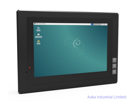 All in One PC with 7 Inch Pcap Screen for Industrial Control System
