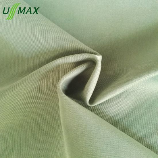 75D Four Way Spandex Fabric Woven by Air Jet Woven Machine pictures & photos
