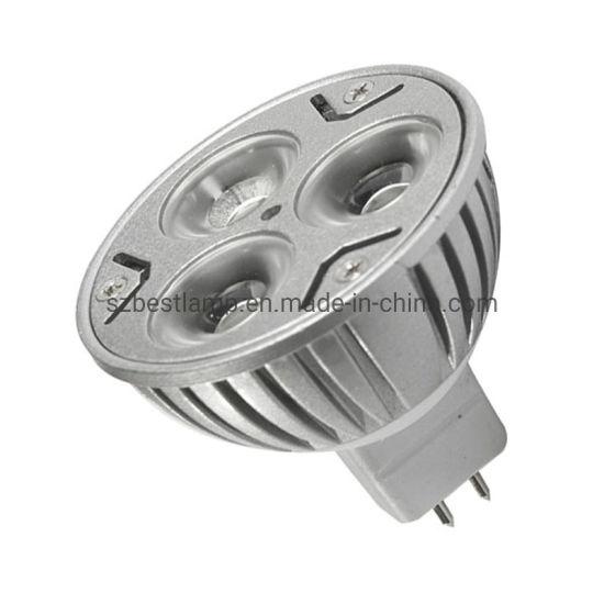 Energy Saving GU10 MR16 LED Lamp LED Bulb 220V LED Lamp Diffusion Spotlight Home Lighting