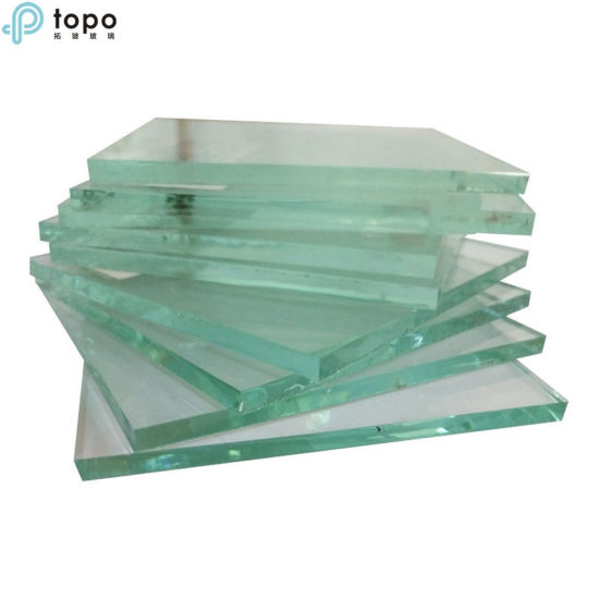 1.9mm-25mm Clear Building Sheet Float Glass (W-TP)
