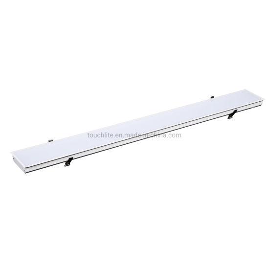 High Brightness LED Linear Strip Trunking Lighting
