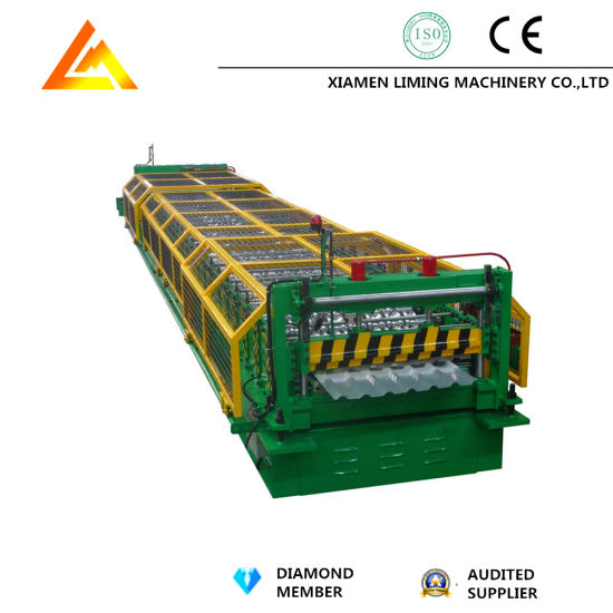 Cold Roll Forming Making Machine for Roof Profile