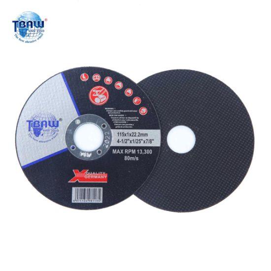 115X1.0 Polishing Discs Cutting 4 1/2