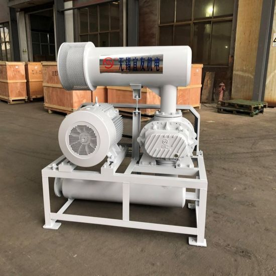 10-80kpa High Efficiency Low Energy Consumption Economical Roots Type Blower Bc5003 (11KW)