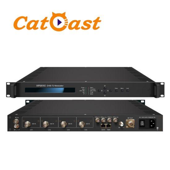 DVB- (T) RF Modulator (HPS8502)