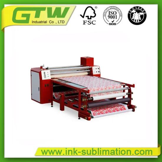 420mm*1.7m Sublimation Heat Transfer Machines