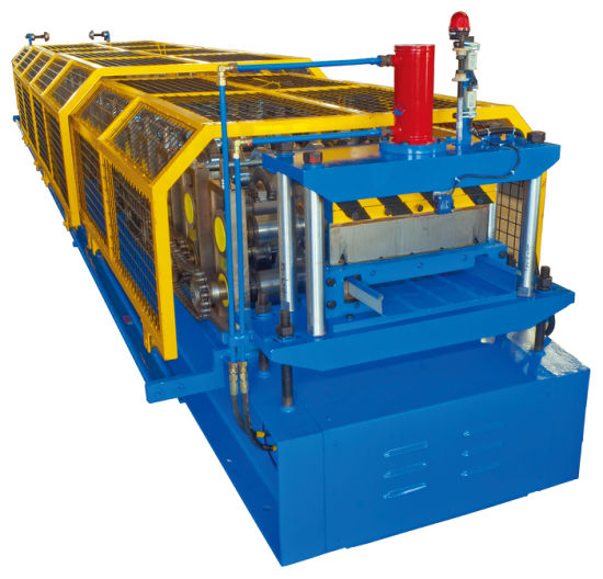 Standing Seam Steel Roof Roll Forming Making Machine