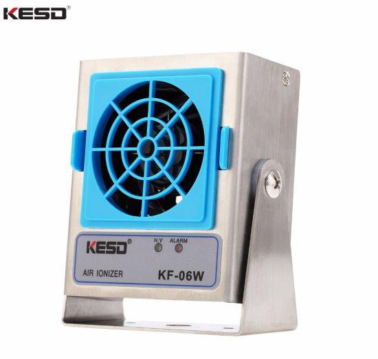 Kf-06W Antistatic Ionizing Air Fan Elimination Desktop Ionizer Air Blower
