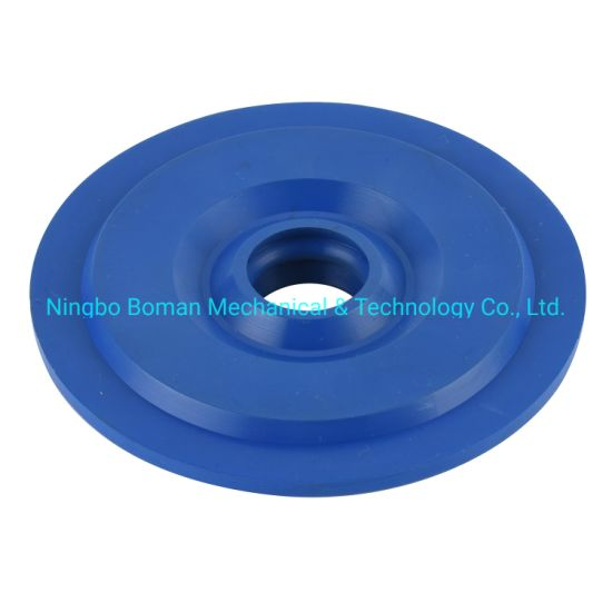 Silicone/NBR/EPDM/FKM/Viton Custom Molded Rubber Parts for Machines