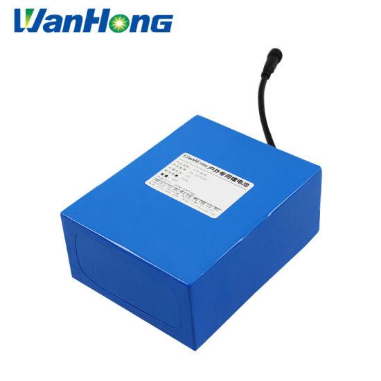 Rechargeable Lithium Battery Pack 12V 24V 48V 72V 96V Li-ion Battery LiFePO4 Battery 40ah 50ah 60ah 100ah 200ah for Solar System/Start-Stop Car Battery