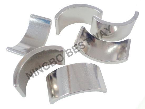 Sintered SmCo Arc-Segment Magnets for Motor