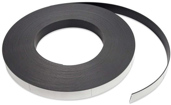 Flexible Rubber Coated Magnets Used in Industrial pictures & photos