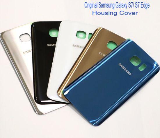 China Original Samsung Galaxy S7 G930f S7 Edge G935f Back Glass
