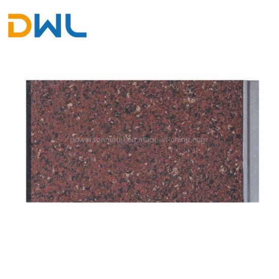 China Pu Foam Panels Type Exterior Wall Decorative Siding