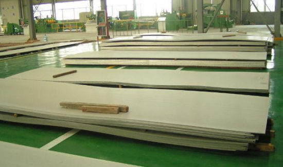 304 Stainless Steel Sheet No. 4 Cold Rolled pictures & photos