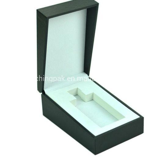 Flip Type Elegent Single Bottle Perfume Box Perfume Packaging Box Storage Box