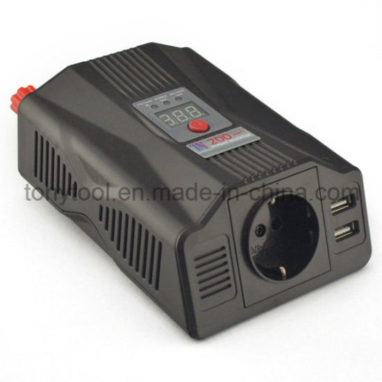 Digital Display DC /AC Inverter pictures & photos