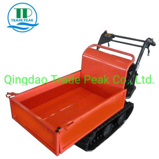 Trade Peak Qtp300b Mini Dumper with Rubber Track