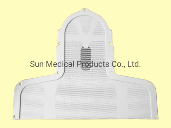 Civco Type-S Head & Shoulder Radiotherapy Mask Thermoplastic Mask
