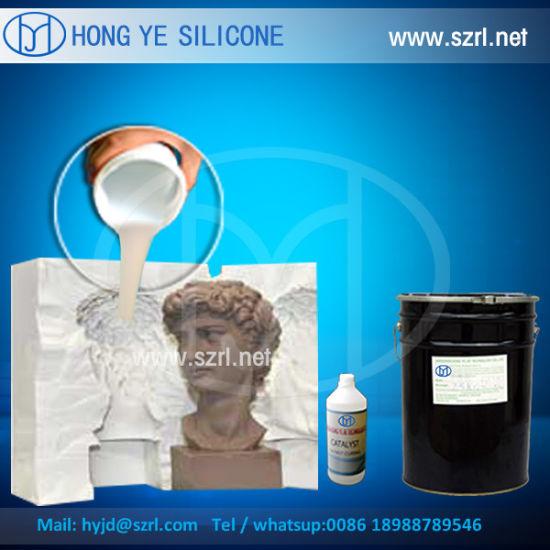 Silicone Rubber for Concrete Stone, Cement, Gypsum, Plaster, Fiberglass Molds