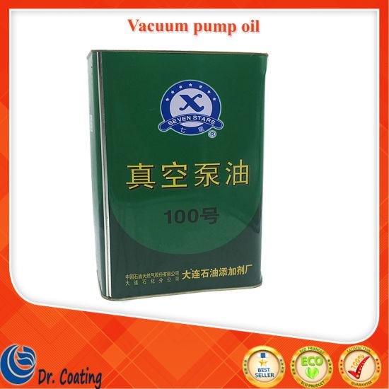 China Dalian Seven Star No. 100 Vacuum Pump Oil 4liter Packing for Vacuum Metalizing Machine Diffusion Pump