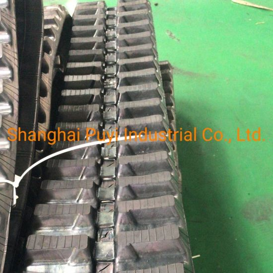 Rubber Caterpillar for Bobcat X322.1 Size 250X72X45 pictures & photos