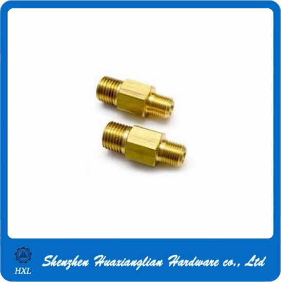 Brass Stainless Male-Male Two Sided Threaded Hexagon Standoff Spacer pictures & photos