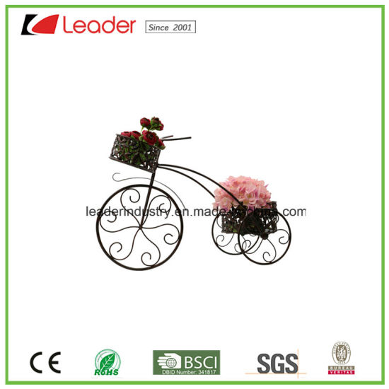 New Decorative Metal Flowerpots for Wall Decoration and Garden Ornaments pictures & photos