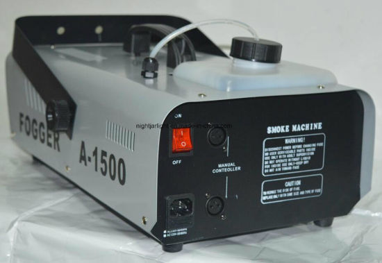 DMX Control Intelligent 1500W Stage Effect Foggers Smoke Machine (NJ-SM1500) pictures & photos