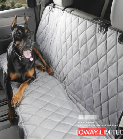 Non-Slip Anti Bite Waterproof Pet Cushion Car Seat Cover Set pictures & photos