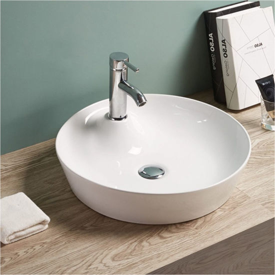 USA Standard Thin Edge Design Dining Room Wash Hand Basin pictures & photos