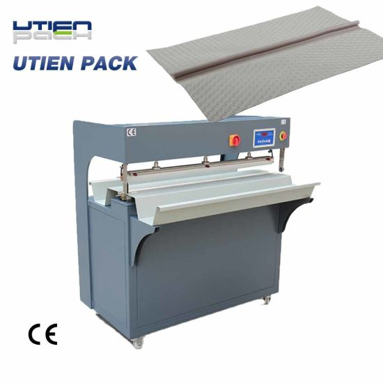 High Frequency Advertising Impulse Heat Plastic PVC Banner Welding Sealing Packing Machine