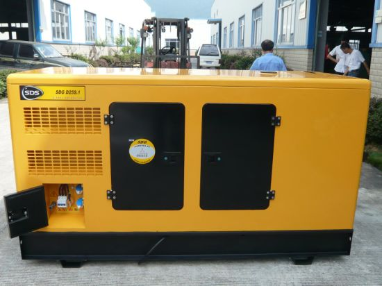 50kw Powered by Cummins Diesel Generator Set pictures & photos