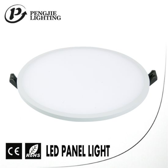 15W Ultra Narrow Edge LED Panel Light for Indoor Lighting pictures & photos