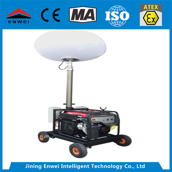 Industrial Mo-5659 Portable Towable Construction Lamp Tower pictures & photos