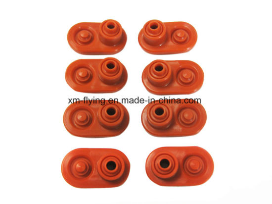 Customized Molded One Way Silicone Rubber Water Control Valves for Steam Engine pictures & photos