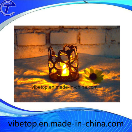 Wholesale Creative Metal Candlestick for Christmas Day/Home Decoration pictures & photos