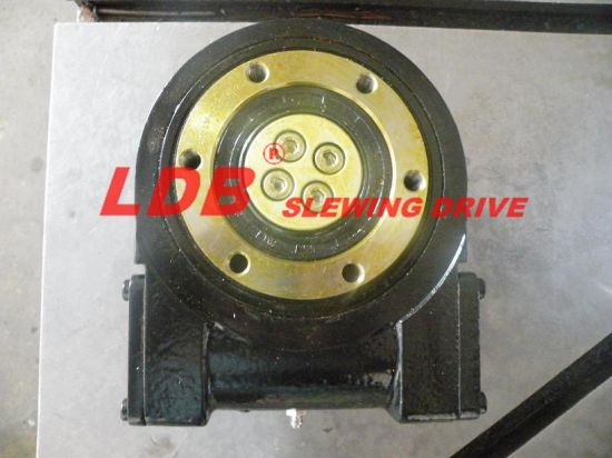 Se5a Slewing Drive for PV/Cpv/Csp Solar Tracker System