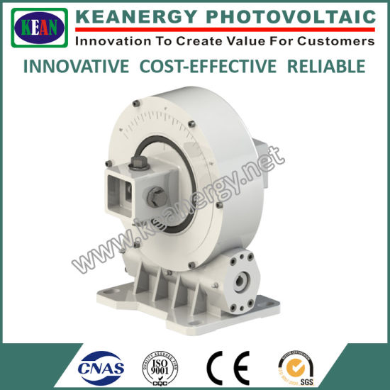 ISO9001/CE/SGS Slewing Drive with Gear Motor pictures & photos
