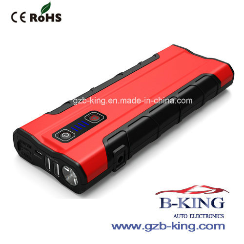 New Quick Charge Portable Car Jumpstarter Power Pack pictures & photos