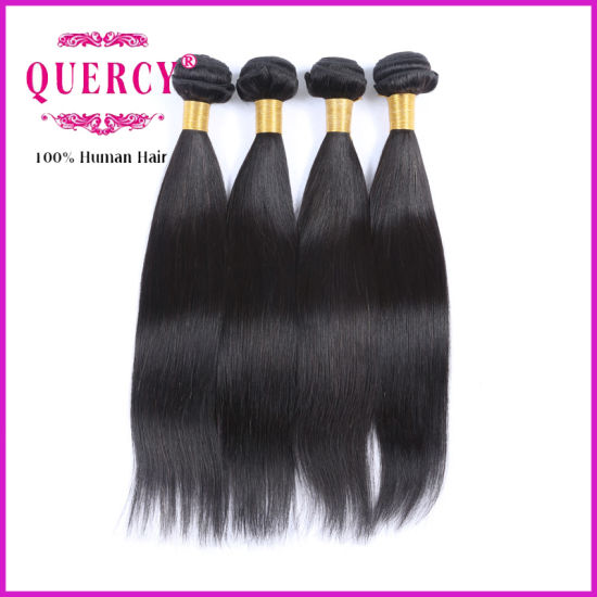 Top Quality 10A Virgin Unprocessed Wholesale Virgin Brazilian Hair pictures & photos