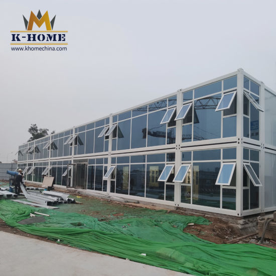 Prefabricated House Office Supply From China