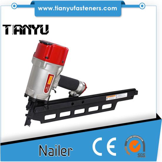 China 20/21 Degree Plastic Strip Nails Framing Nail Gun - China ...