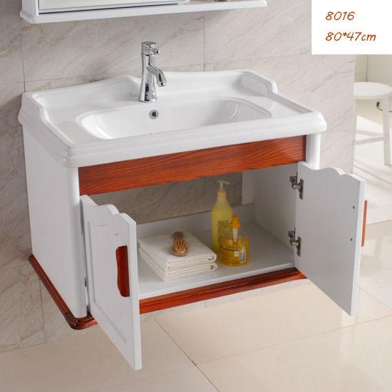 Bathroom Vanity Wood Cabinet 802