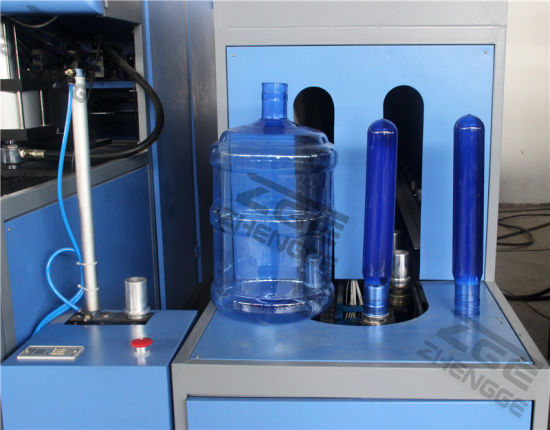 19L Water Bottle Containers Machine, Pet Plastic Bottle Blowing Machine pictures & photos