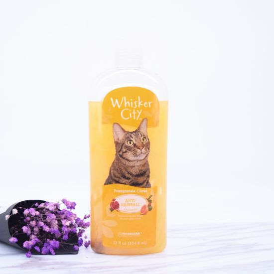 OEM Private Label Dogs Shampoo Anti Hairball Shampoo for Cats pictures & photos