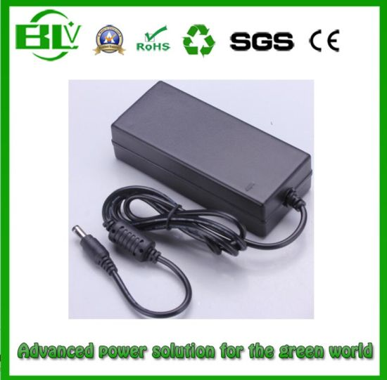 High Quality Customized 29.4V 1A Li-ion Lithium Li-Polymer Battery Charger for Electric Bicycle pictures & photos