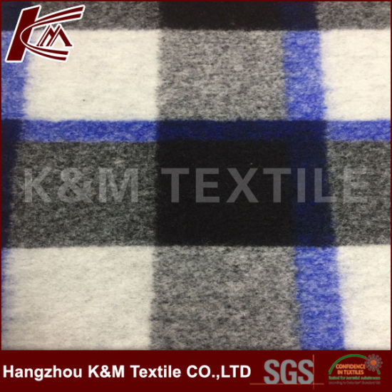 40% Wool 60% Polyester Softshell Wool Polyester Blended Overcoat Fabric pictures & photos